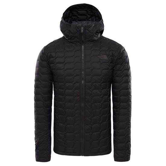 Chaqueta de mujer thermoball hoodie the north face