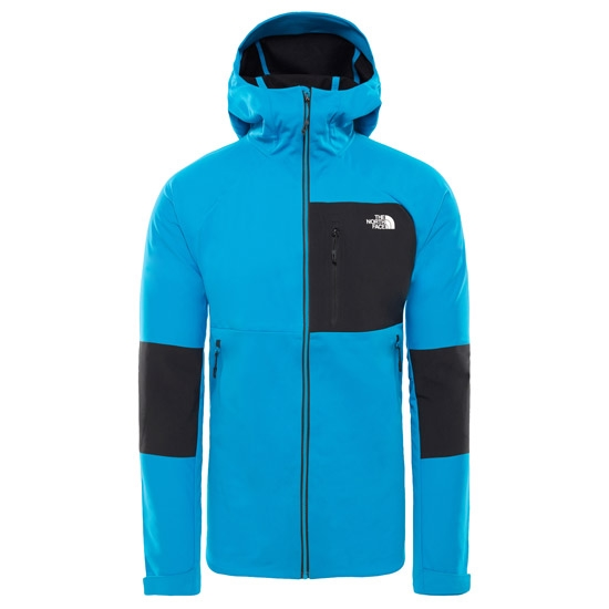 The North Face Impendor Windwall Hoodie - Hyper Blue/TNF Black