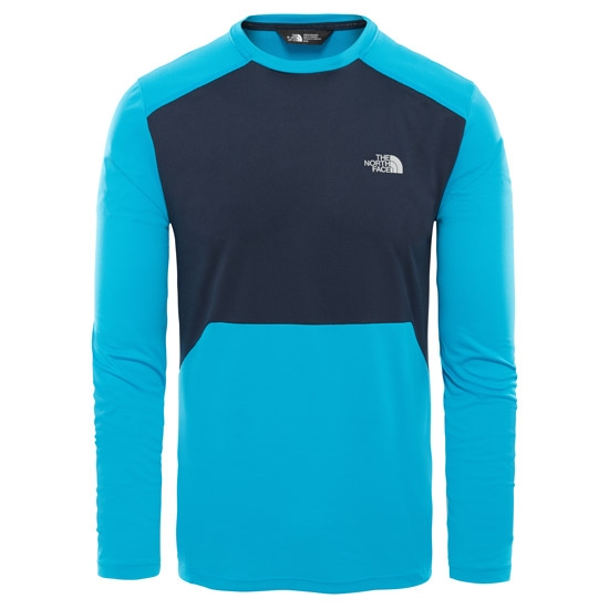 The North Face Tech L/S Tee - Hyper Blue