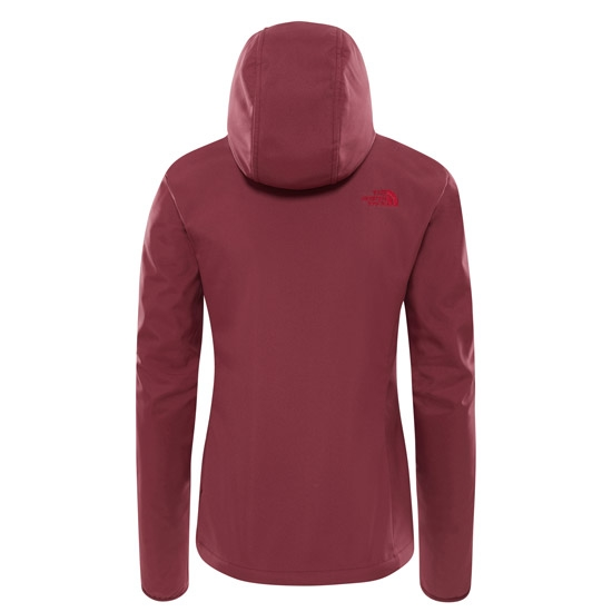 The North Face Tanken Highloft Softshell Jacket W - Photo of detail