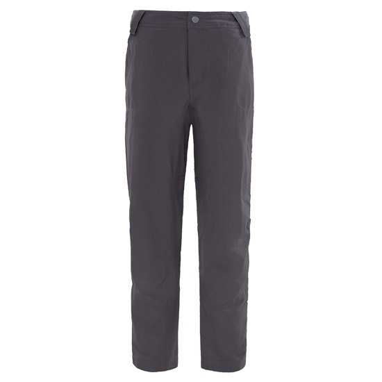 The North Face Exploration Pant Boy - Graphite Grey