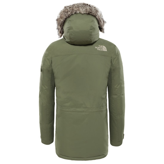 6b8ee31e03d The North Face Mc Murdo - Impermeables - Chaquetas - Ropa Hombre ...