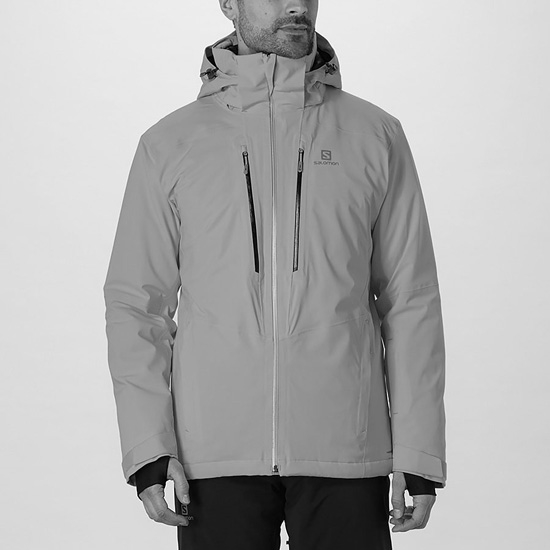 Salomon Icefrost Jacket - Photo of detail