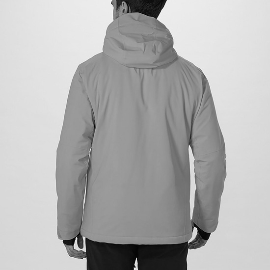 Salomon Icefrost Jacket - Photo of detail