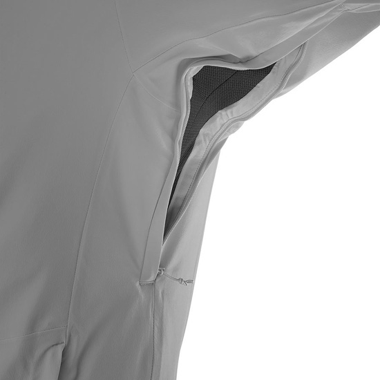 Salomon Icefrost Jacket - Detail Foto