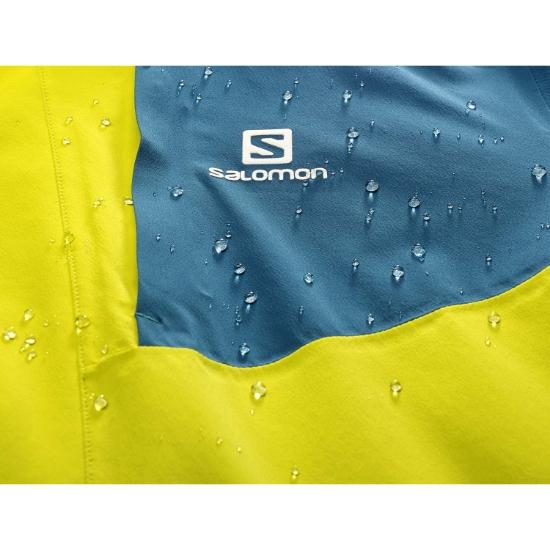 Salomon Icerocket Jacket - Photo of detail