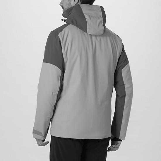 Salomon Icerocket Jacket - Detail Foto