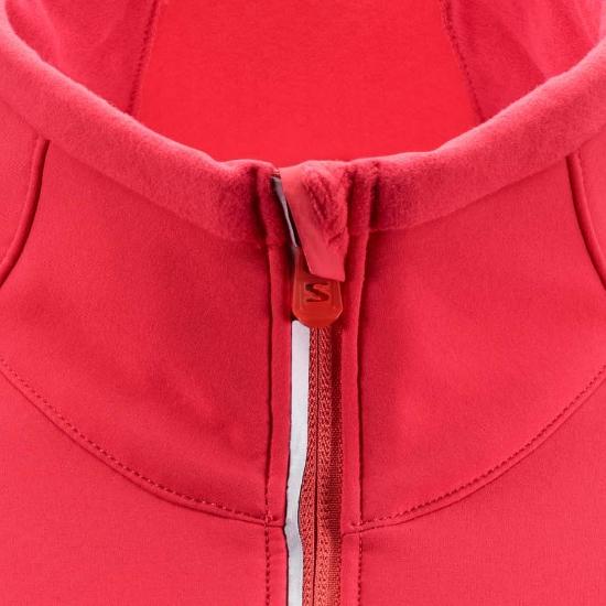 Salomon Lightning Warm Softshell Jacket W - Photo of detail