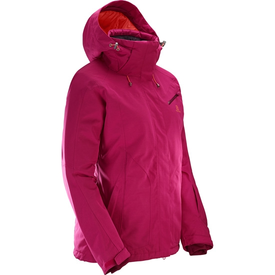 Salomon Fantasy Jacket W - Photo of detail