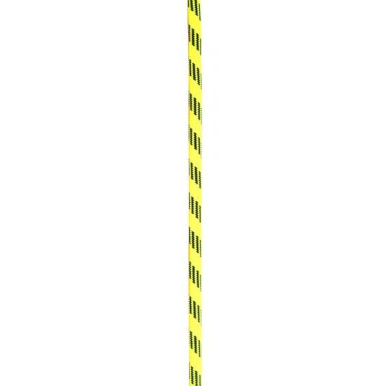 Fixe Cordino<br>8 mm (by metres) - Amarillo/Negro