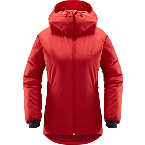 Haglöfs Barrier Hood W - Rich Red