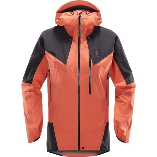 Haglöfs L.I.M Touring Proof Jacket W - Coral Pink