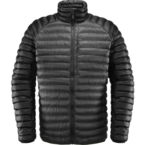 Haglöfs Essens Mimic Jacket - Magnetite/True Blac