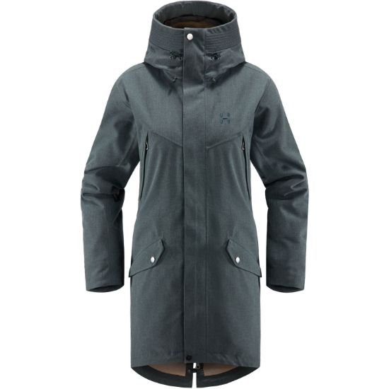 b5574148 Haglöfs Siljan Parka W - Waterproof - Jackets - Women's Clothing ...