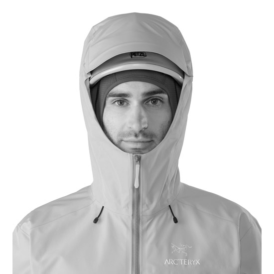 Arc'teryx Alpha FL Jacket - Photo of detail