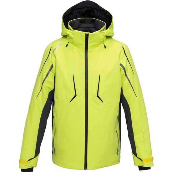 Phenix Shiga Jacket - Yellow/Green