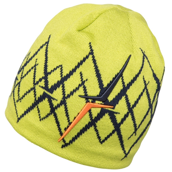 Phenix Knit Hat - Yellow/Green