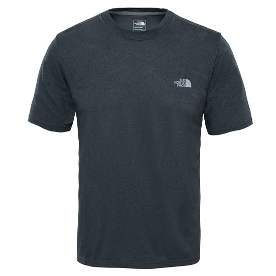 The North Face Reaxion Ampere Crew - Dark Grey Heather