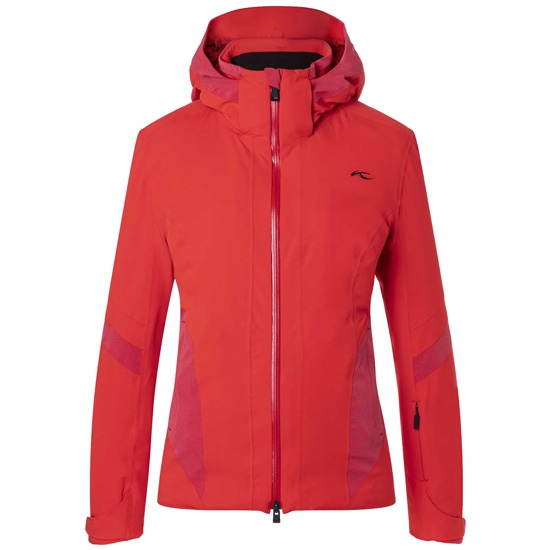 Kjus Laina Jacket W - Fiery Red