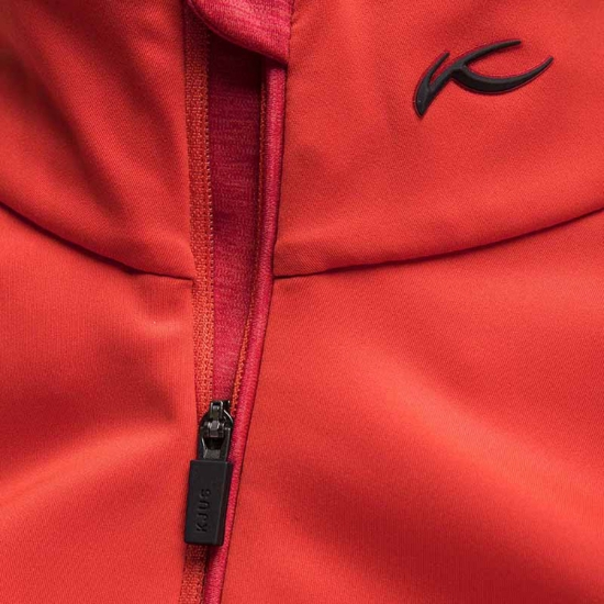 Kjus Feel Halfzip W - Photo of detail