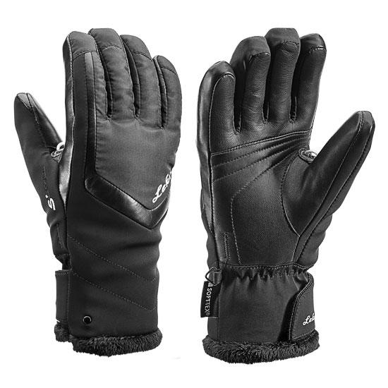 Leki Stella S Glove W - Black