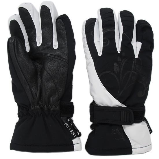 Leki Hs Velvet S - Black/White