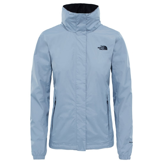The North Face Resolve 2 Jacket W - Mid Grey/TNF Black