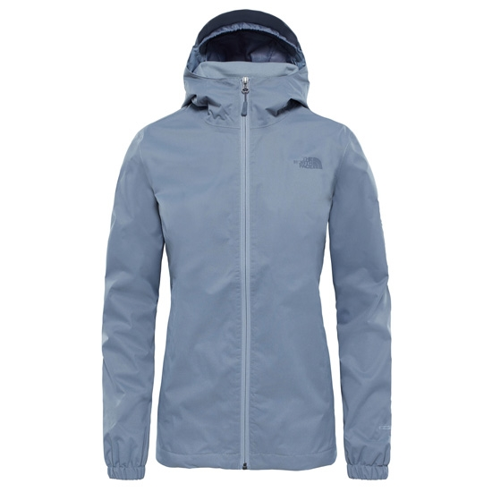 The North Face Quest Jacket W - Mid Grey Heather