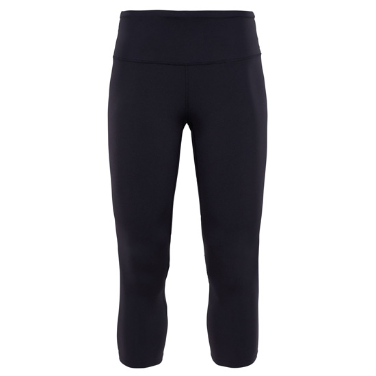 The North Face Motivation High Rise Crop W - TNF Black