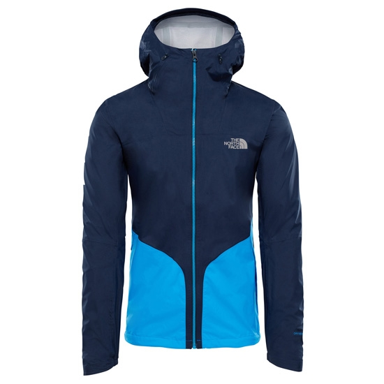 The North Face Purna 2.5L Jacket - Urban Navy/Bomber Blue