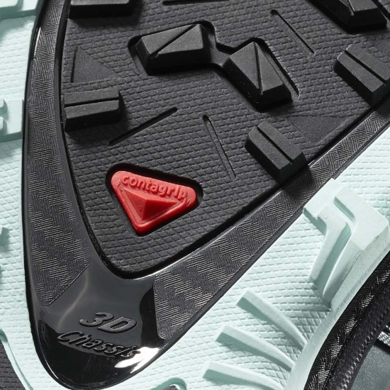 Salomon Xa Pro 3D W - Photo of detail