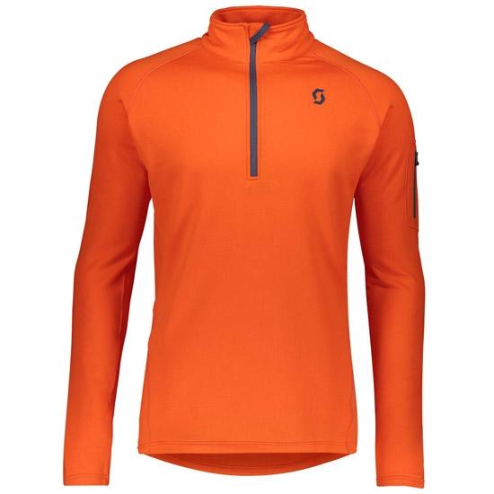 Scott Jersey Defined Light - Tangerine Orange