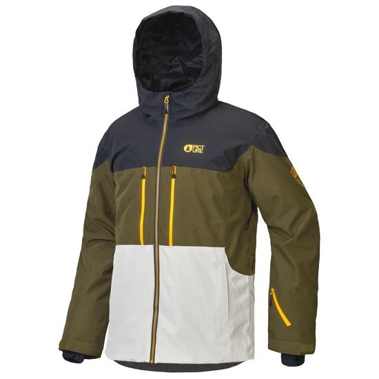 Picture Object Chaquetas Jacket Impermeables Con Relleno r4grwq