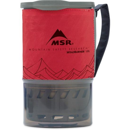 Msr Windburner 1L - Red