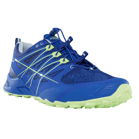The North Face Ultra Mt II GTX - Brith Blue/Dayglo Yellow