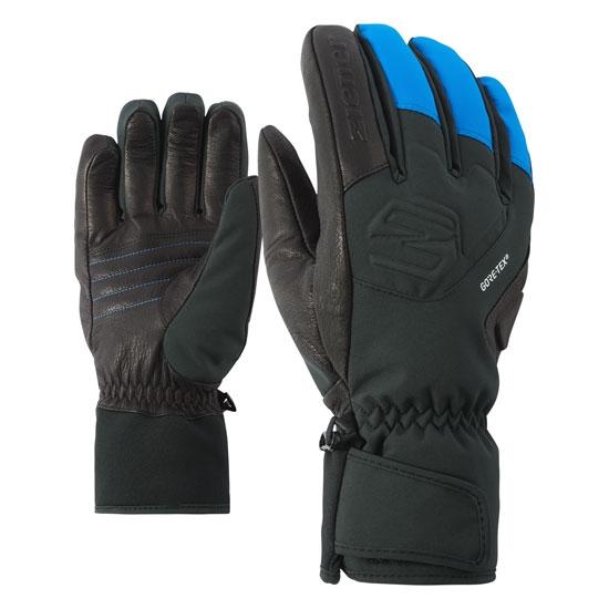 Ziener Gonzales GTX + Gore Active - Black/Blue Persian