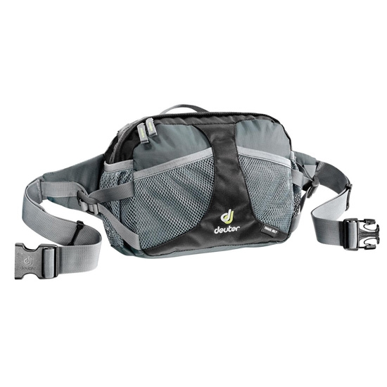 Deuter Riñonera Travel Belt - Black/Granite