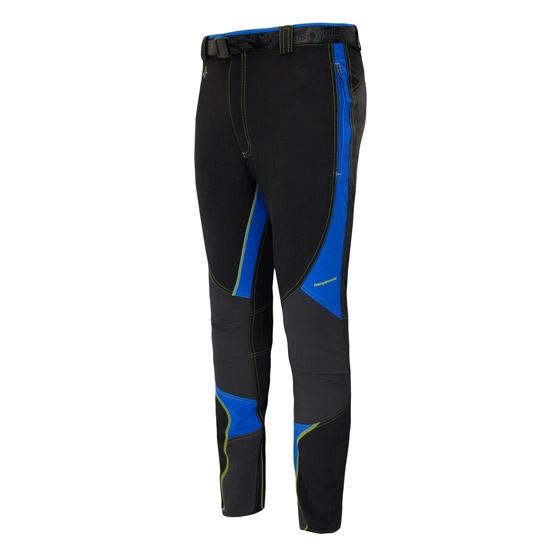 Trangoworld Manaslu Pant - Negro/Azul oscuro