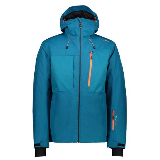 Campagnolo Oxford Fix Hood Jacket - Zaffiro