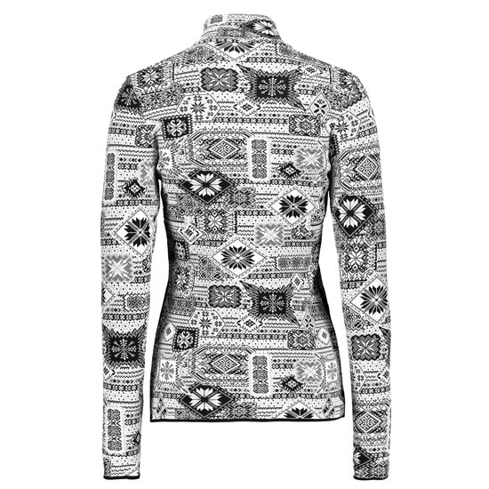 Campagnolo Knitted Printed Jacket W - Detail Foto