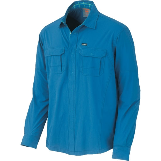 Trangoworld Camisa Yapura - Azul Oscuro