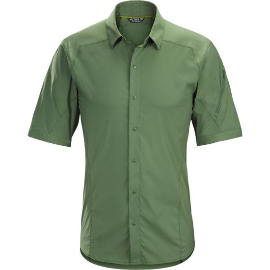 Arc'teryx Elaho SS Shirt - Cypress