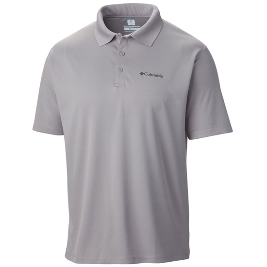Columbia Zero Rules™ Polo Shirt - Columbia Grey