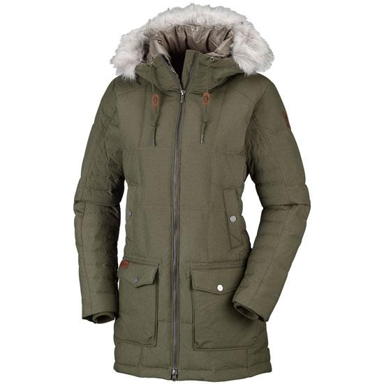 Columbia Della Fall Mid Jacket W - Con relleno - Chaquetas - Ropa ... f92438a805f