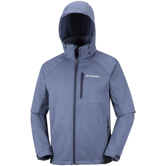 Columbia Cascade Ridge II Softshell - Photo of detail