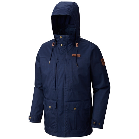 Columbia Horizons Pine Interchange Jacket - Collegiate Navy