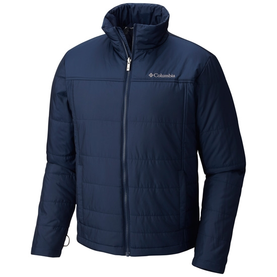 Columbia Horizons Pine Interchange Jacket - Photo of detail