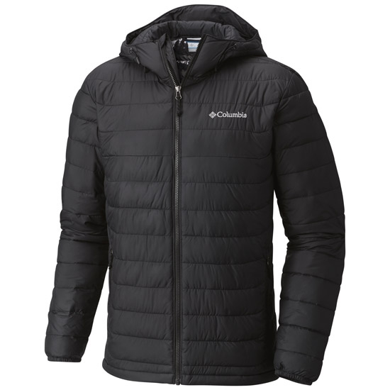 Columbia Powder Lite Hooded - Black