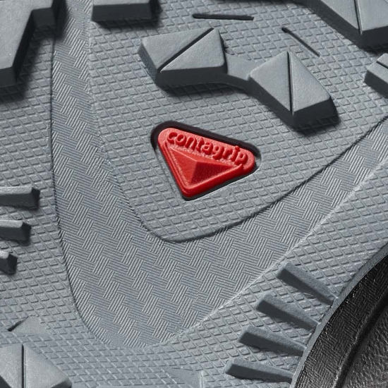 Salomon XA Pro 3D Mid CSWP Jr - Photo of detail