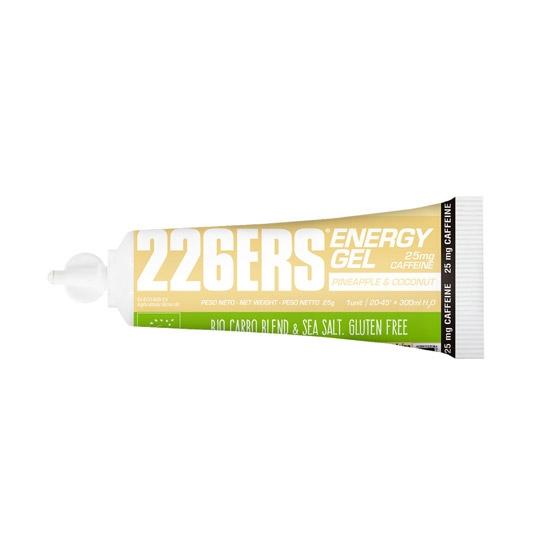 226ers Energy Gel BIO Piña-Cafeína 25 -